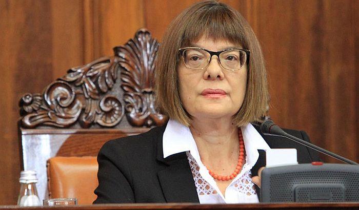 Maja Gojković moguća ministarka kulture