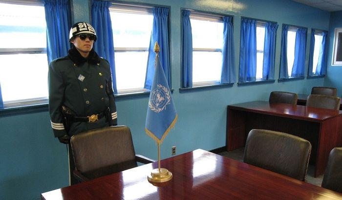 Severna Koreja upozorava Trampa na