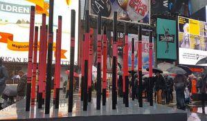 Njujork: Postavljena instalacija za Dan zaljubljenih inspirisana imigracijom