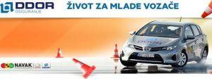 DDOR finansira 1.500 obuka za mlade vozače