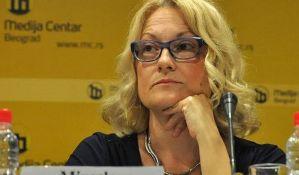 Milenovićeva razmišlja o kandidaturi za predsednicu Srbije