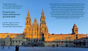Putopisna priča Santjago de Kompostela u četvrtak