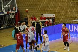 Košarkaši Vojvodine poraženi od Dinamika