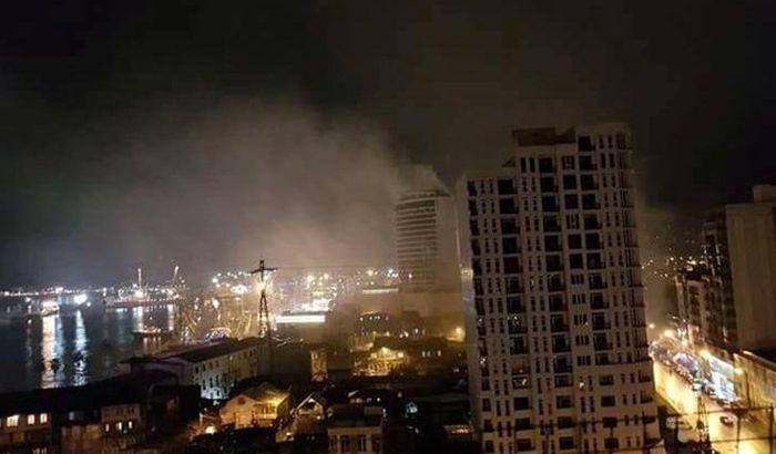 VIDEO: U požaru u hotelu 11 poginulih
