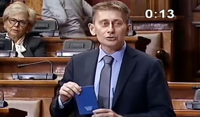I Martinović prijavio Boška Obradovića, policija ispituje incident