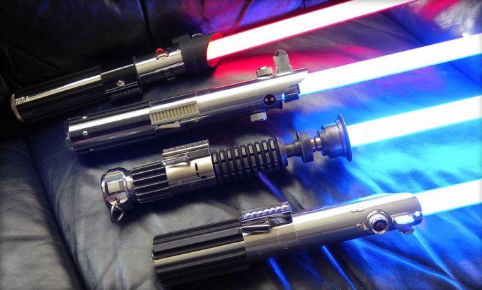 Izračunao koliko bi energije trošio laserski mač iz