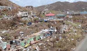 Uragan Marija: Recite svetu da je Dominika uništena