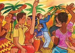 Latino-salsa žurka sa Čomom danas u Radio kafeu