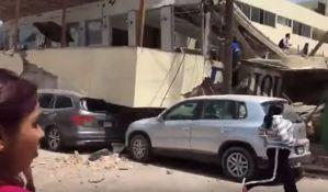 VIDEO: Snažan zemljotres u Meksiku, najmanje 42 poginulih
