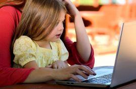 Deca pred ekranom treba da provode najviše dva sata dnevno