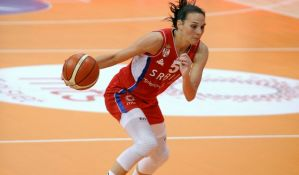 Sonja Petrović najbolja košarkašica Evrope