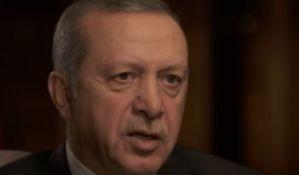 Erdogan: SAD u konzulatu kriju sumnjivo lice