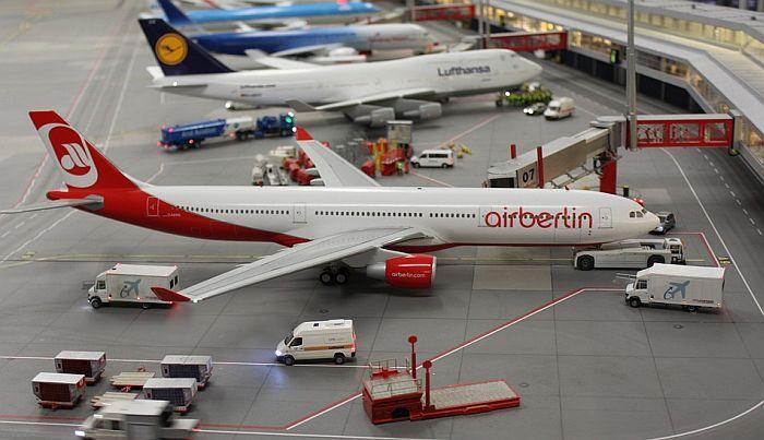 Lufthanza će kupiti deo Er Berlina u bankrotu