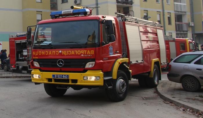Grad vatrogascima kupuje novi kamion