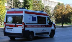 Petoro povređeno u udesima u Novom Sadu i okolini
