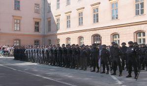 FOTO: 15. klasa policajaca završila obuku u Sremskoj Kamenici