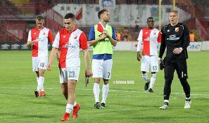 Novi poraz fudbalera Vojvodine, Spartak sve bliže Evropi