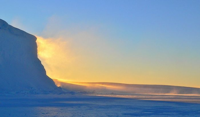 Sakriveno jezero na Antarktiku ispod debelog sloja leda