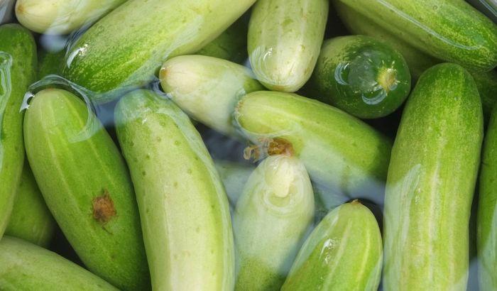 Kako ukloniti pesticide iz hrane