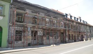 Počela obnova fasada u Gradiću