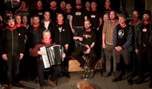 VIDEO: Norveški pankeri nakon