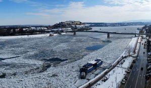 24. januar - najhladniji dan u istoriji Novog Sada