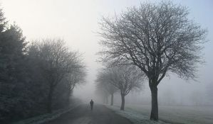 I sutra hladno i tmurno