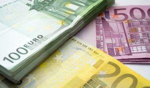 Nove novčanice od 100 i 200 evra zaštićenije od falsifikovanja