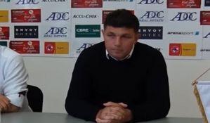 Petrić napustio Čukarički, stiže Lalatović?