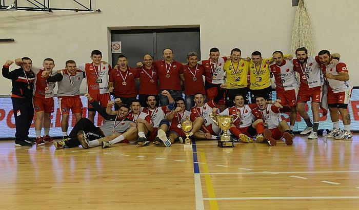 Rukometaši Vojvodine po četvrti put osvojili Superkup Srbije