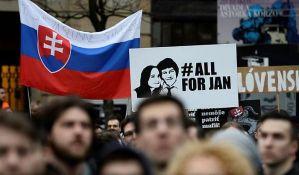 Šef slovačke policije odlazi zbog ubistva novinara