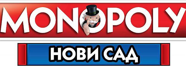 Novi Sad od septembra na tabli Monopola, počelo glasanje za simbole grada