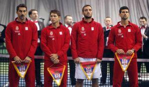 Srbija protiv Španije u četvrtfinalu Dejvis kupa