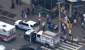 Metro iskliznuo sa šina, povređene 34 osobe