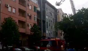 VIDEO: Ugašen požar na Detelinari