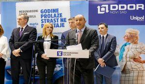 DDOR Novi Sad daje specijalne i vredne popuste na Salonu automobila u Beogradu