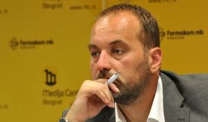 DS: SNS pokušala da spreči Jankovića da održi miting u Kovačici