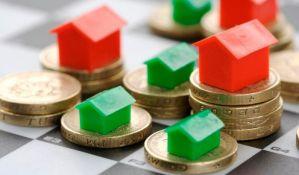 Svaki sedmi građanin u Srbiji pod hipotekom