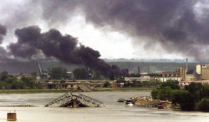 FOTO, VIDEO: 18 godina od NATO bombardovanja
