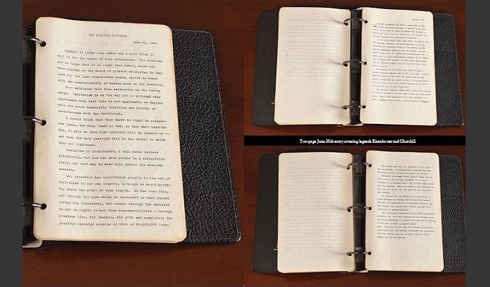 Kenedijev dnevnik: Hitler je imao ono od čega nastaju legende