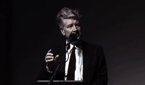 Dejvid Linč razgovara sa beogradskom publikom 12. septembra