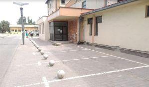 Sređuju se parkinzi u Kliničkom centru Vojvodine, uskoro nova mesta za vozila