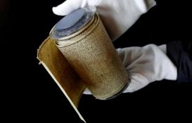 Rukopis Markiza de Sada povučen sa aukcije i proglašen nacionalnim blagom
