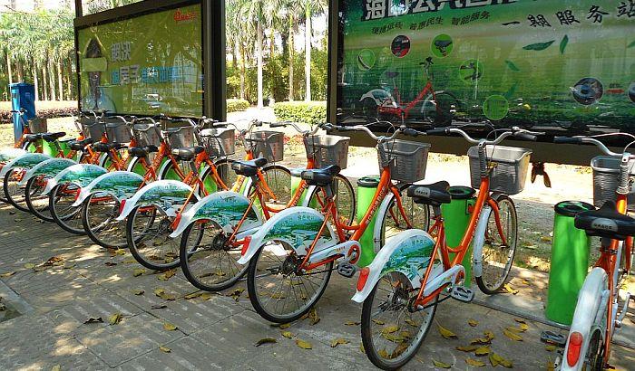 U Kini 200 miliona bicikala za iznajmljivanje, uvode se zabrane