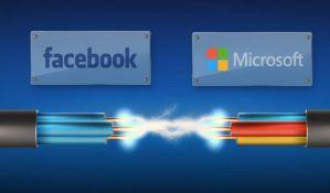 Microsoft i Facebook polažu ogromni kabl u Atlantik