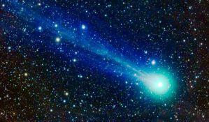 Komponente života prvi put pronađene u atmosferi komete