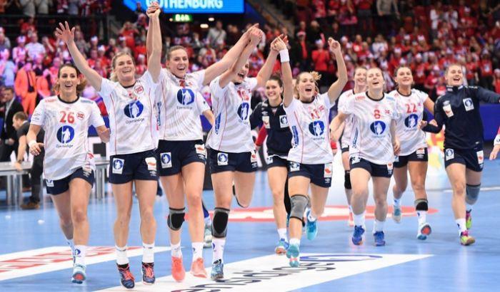Norvežanke odbranile titulu prvakinja Evrope