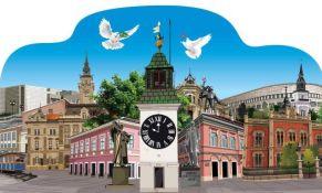 FOTO: TONS izradio slikovnicu o Novom Sadu za novosadske prvake