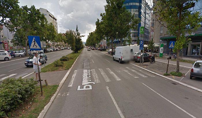 Postavlja se semafor na opasnoj raskrsnici Bulevara oslobođenja i Danila Kiša