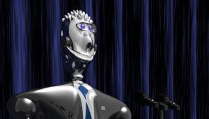 Prvi virtuelni političar - robot Sem